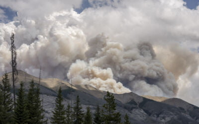 How Canada's Wildfires Have Affected RVers & Campers this Summer
