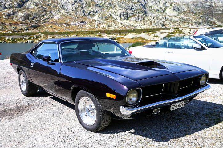 The Plymouth Barracuda is one of the easiest classic cars to maintain